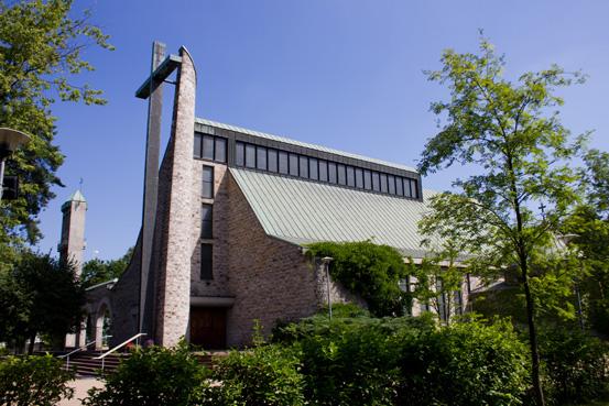 Kościół pw. Matki Bożej Królowej Polski w Aninie